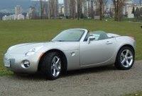 Test drive Pontiac Solstice