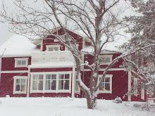 Huset i vinterskrud