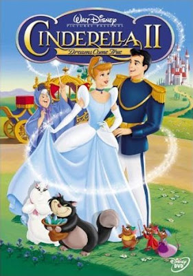 Cinderella II - Dreams Come True (2002) Disney's Cartoon