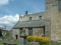 St Mary & St Michaels, Cartmel