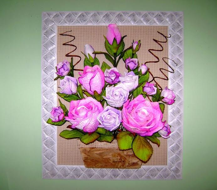 Quadro de Rosa Grande