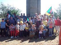 Besoek Danie Theron monument