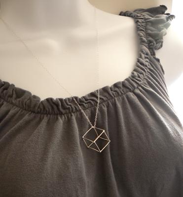 geometric jewelry