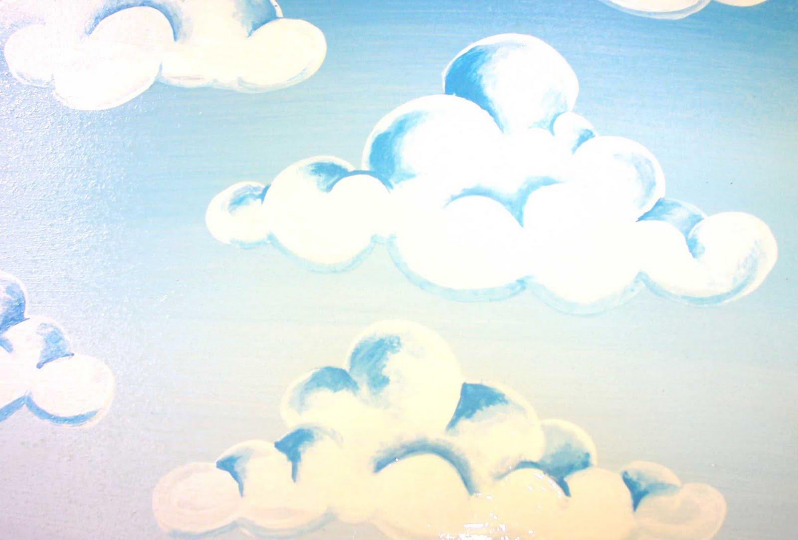 Viaja con las nubes menudo castillo - Imagenes de nubes infantiles ...