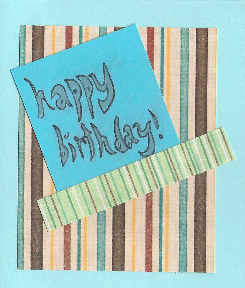 Debbie Dots Greeting Card Blog The Squid Birthday