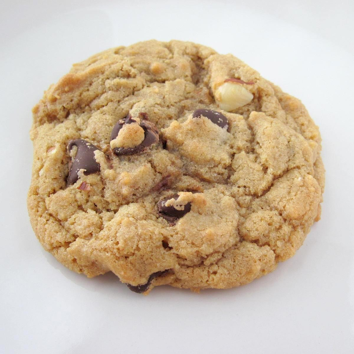 Hazelnut Cookies Recipe — Dishmaps