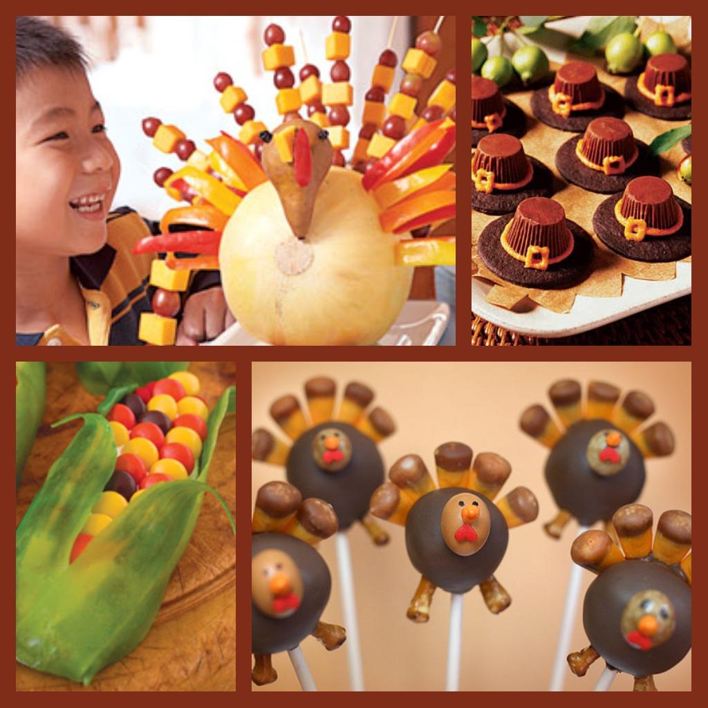 Party Ideas On Pinterest Thanksgiving Treats