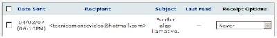 Descubrir quién espía nuestro correo 3mailsinabrir