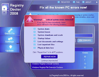 Registry Doctor 2008