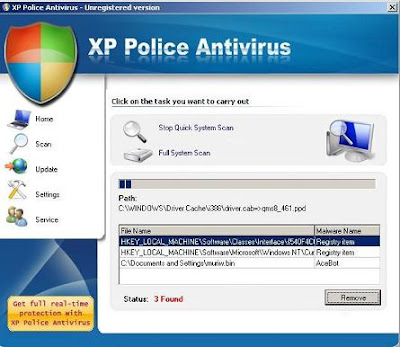 Police Antivirus