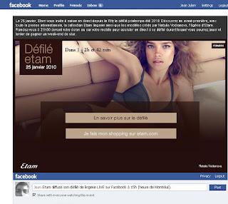 etam ,lingerie, jean julien guyot, ipub, infopub.blogspot.com, ipub.ca.cx, facebook