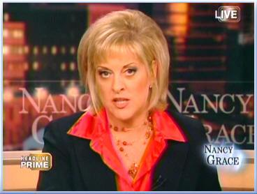 nancy grace pregnant