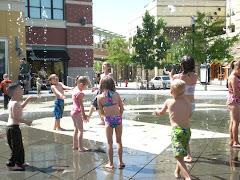 Gateway Fountains
