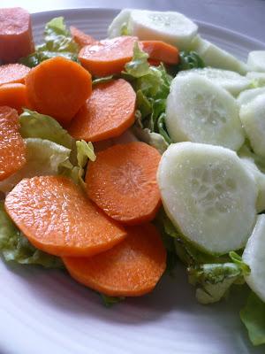 bbq,salad