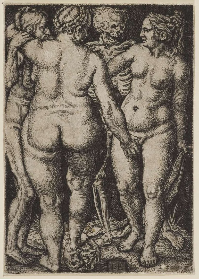 three women naked sex
