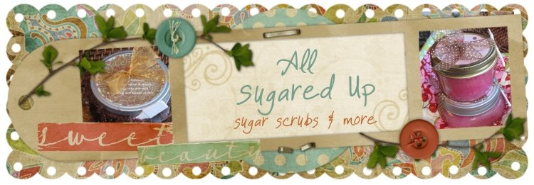 All Sugared Up Sugar Scrubs