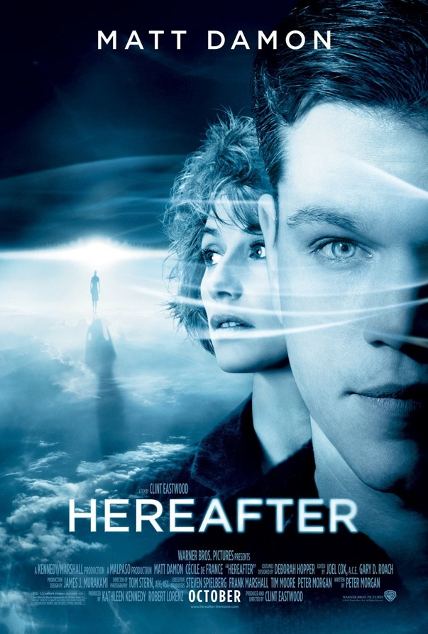 Hereafter Movie Poster Damon Hereafter Movie 2010