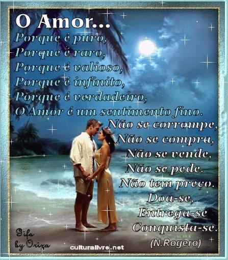 Amar sempre amor