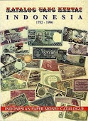 Katalog Uang Kertas Indonesia 1782 - 1996
