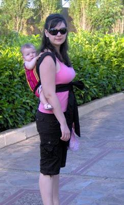 Καλοκαίρι, διακοπές με το μωρό και το μάρσιπο!