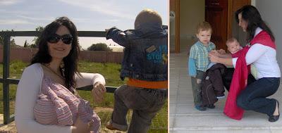 Το μεγαλύτερο παιδί μου δε χάνει τη βόλτα του επειδή έχει καινούριο αδελφάκι!