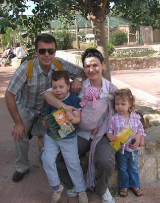 Όλη η υπέροχη οικογένειά μου στο Αττικό Πάρκο!