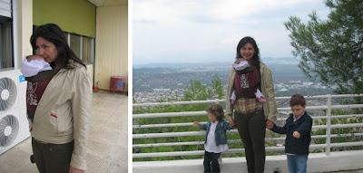 Οικογενειακή εκδρομούλα στο σπήλαιο της Παιανίας