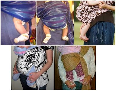 Πρόβλημα: όταν τα πόδια του μωρού είναι τεντωμένα προς τα κάτω