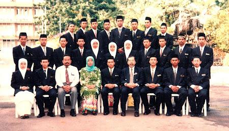 EXCO MGP SESI 1997/1998