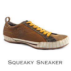 Squeaky Sneaker