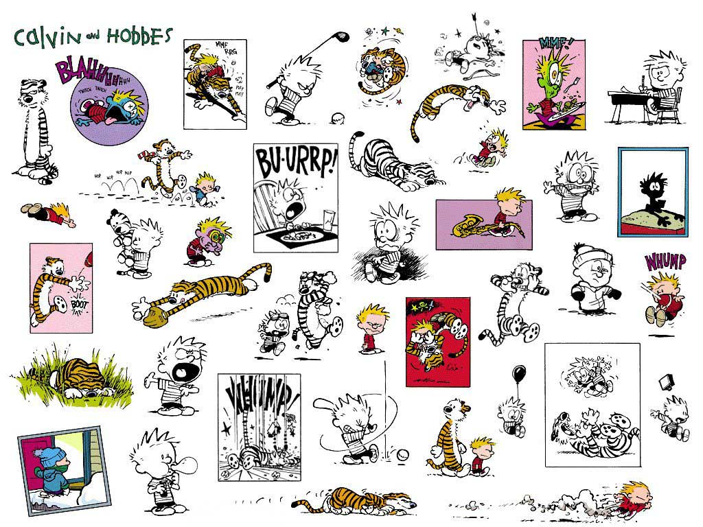 Calvin and Hobbes special