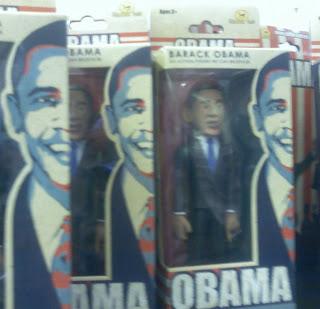 Barack Obama doll