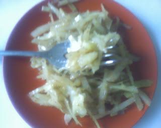 quick stovetop sauerkraut