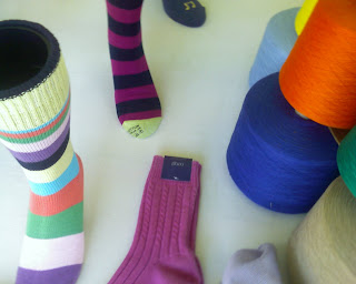 wool socks from Corgi Hosiery
