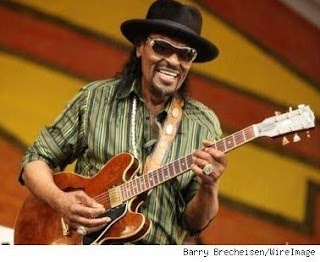 Chuck Brown the godfather of go go