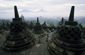 Borobudur Indonesia JavA
