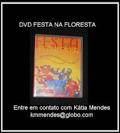 DVD FESTA NA FLORESTA