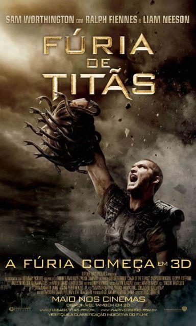 Baixar Filme Fúria de Titãs – Dublado Download