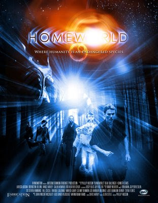 Filme Poster Homeworld DVDRip RMVB Legendado