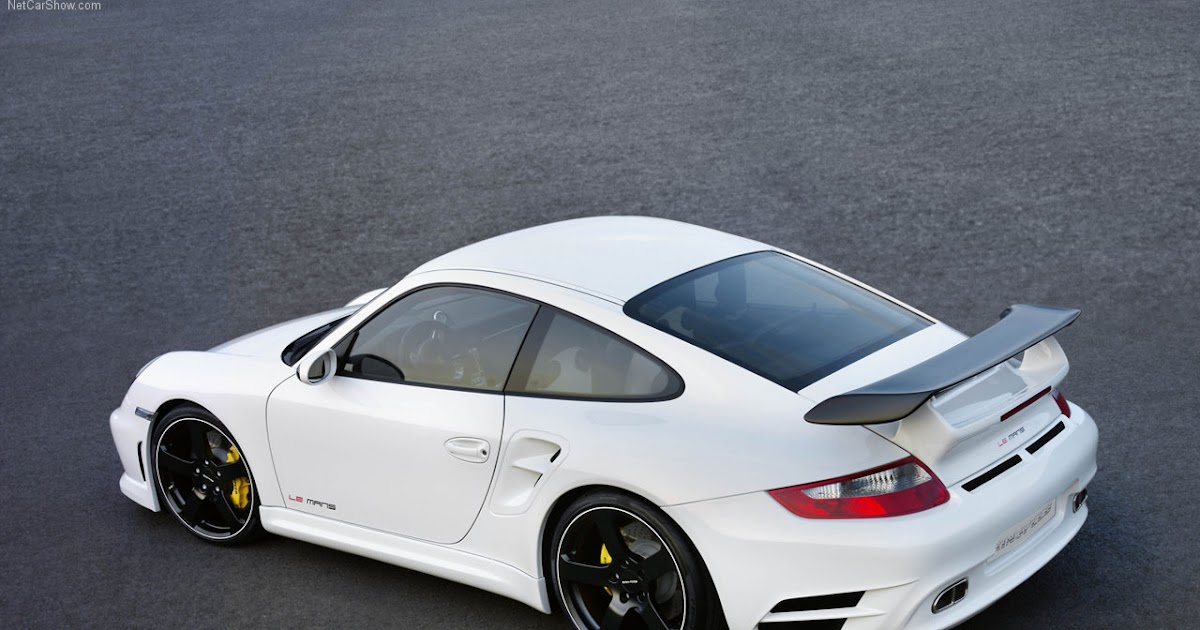 Mytoys 2007 Rinspeed Porsche 997 Turbo Le Mans 600 Pictures