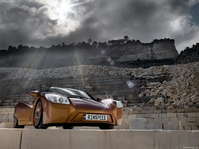 2006 Rinspeed Porsche Indy 4s 997. Rinspeed Auto Car : 2009