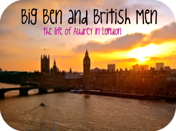 Big Ben and British Men