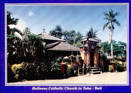 Gereja pertama ...