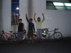 Japan Cycle Crossing