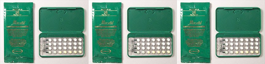 Mircette Birth Control Side Effects