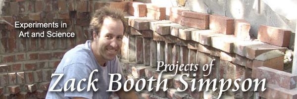 Projects of Zack Booth Simpson