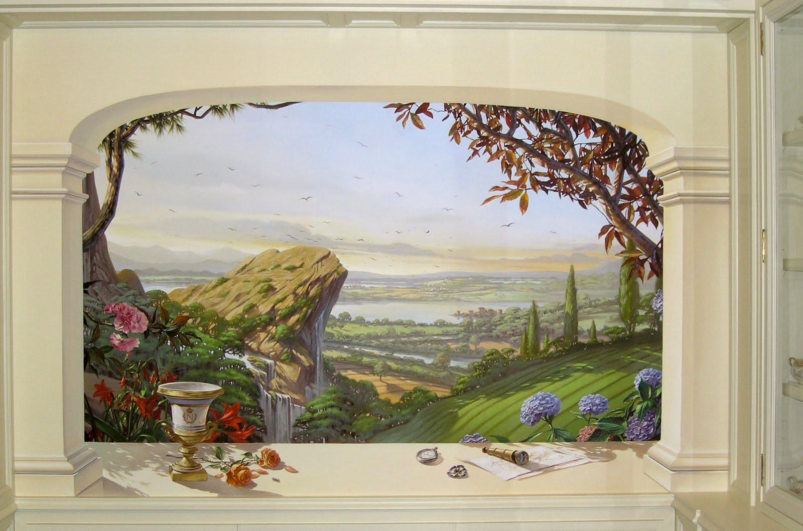 Lo Spazio Dipinto: Roma Sala Da Pranzo   #8E733D 1600 1059 Sala Da Pranzo Rinascimento Umbro
