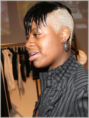 Fantasia At Grammy Style Studio