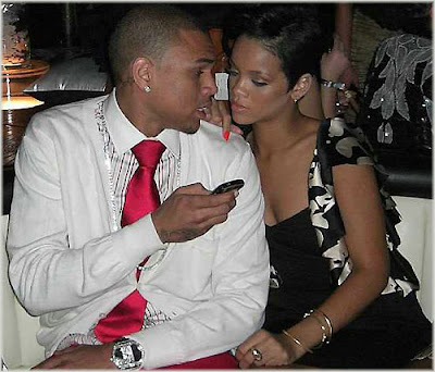 rihanna+n+chirs Rihanna &amp; Chris Brown: A Couple?