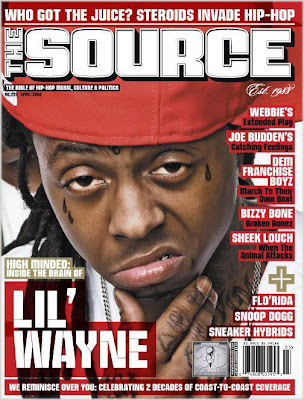 lil+wayne+the+source Lil Wayne Covers The Source